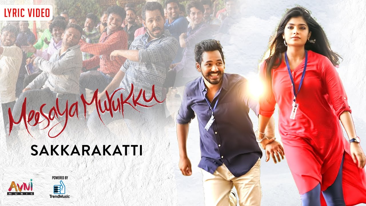 sakkarakatti-song-meesaya-murukku-hiphop-thamizha-avni-music-avni-groups