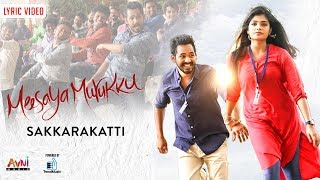 Sakkarakatti lyric video song from the most awaited movie meesaya murukku starring - hiphop tamizha, aathmika, vivek & a lot of youngsters. story, screenplay...
