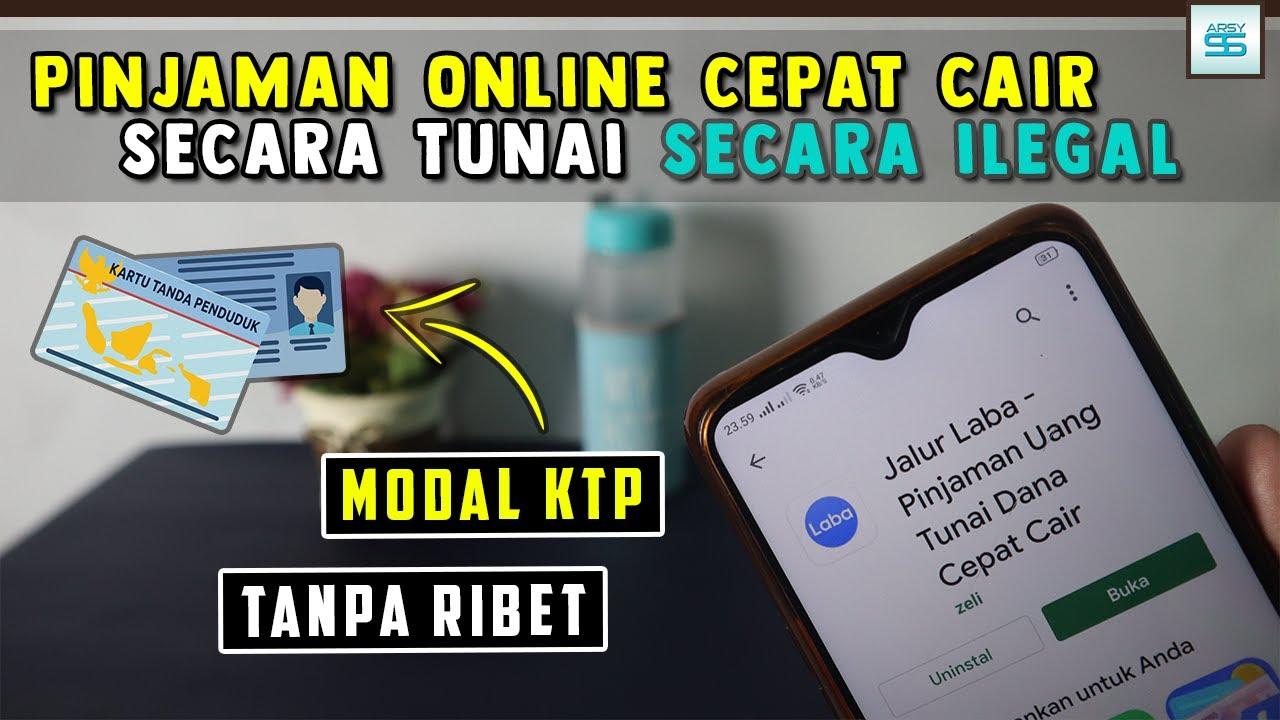 Pinjaman Online Ilegal Cepat Cair Cuma Syarat Ktp Terbaru Youtube