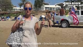 Gambar cover STAFA REISEN Hotelvideo: Robinson Club Kyllini Beach, Griechenland, Westpeloponnes in 4K