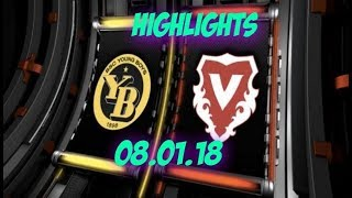 Video Gol Pertandingan Young Boys vs FC Vaduz