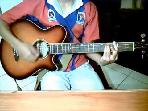 When I Look At You by Miley Cyrus (guitar cover) with CHORDS + ...