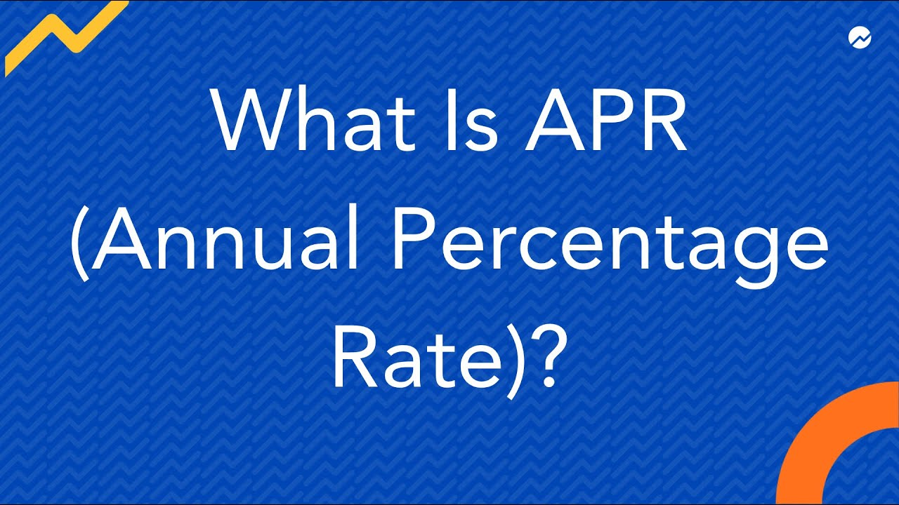 Download What Is APR (Annual Percentage Rate)?