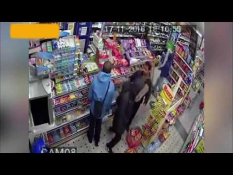 Twelve year old jailed for robbing shops