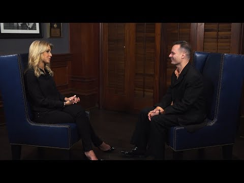Paul Lodato with Ainsley Earhardt on Contending For The Faith