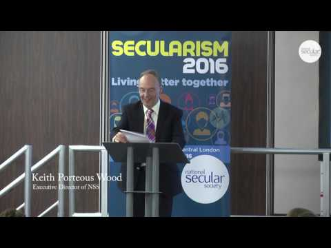 Session 2: The role of secularism in advancing universal human rights - Keith Porteous Wood