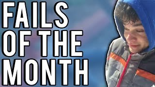 Best Fails of the Month (January 2018) || FailUnited
