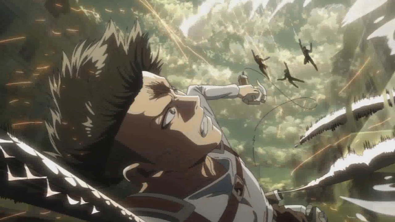 Attack On Titan Live Wallpaper Clip Levi Youtube