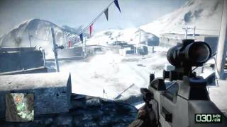 Battlefield Bad Company 2 Mission 5 Operation Crack The Sky Part 2 of 2