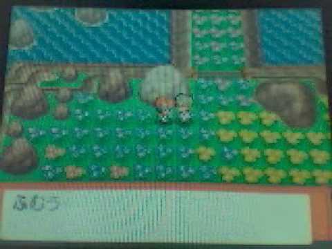 pokemon diamond how to get shaymin