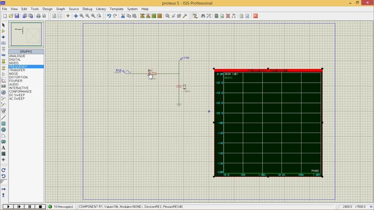 Sallen Key High Pass Filter Schematic