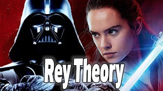 Star Wars Episode 9 Theory: Rey Was Created by Palpatine?
