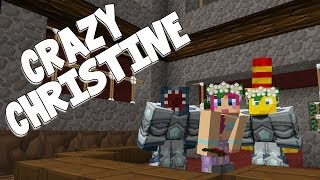 minecraft attack of the b team crazy christine 15