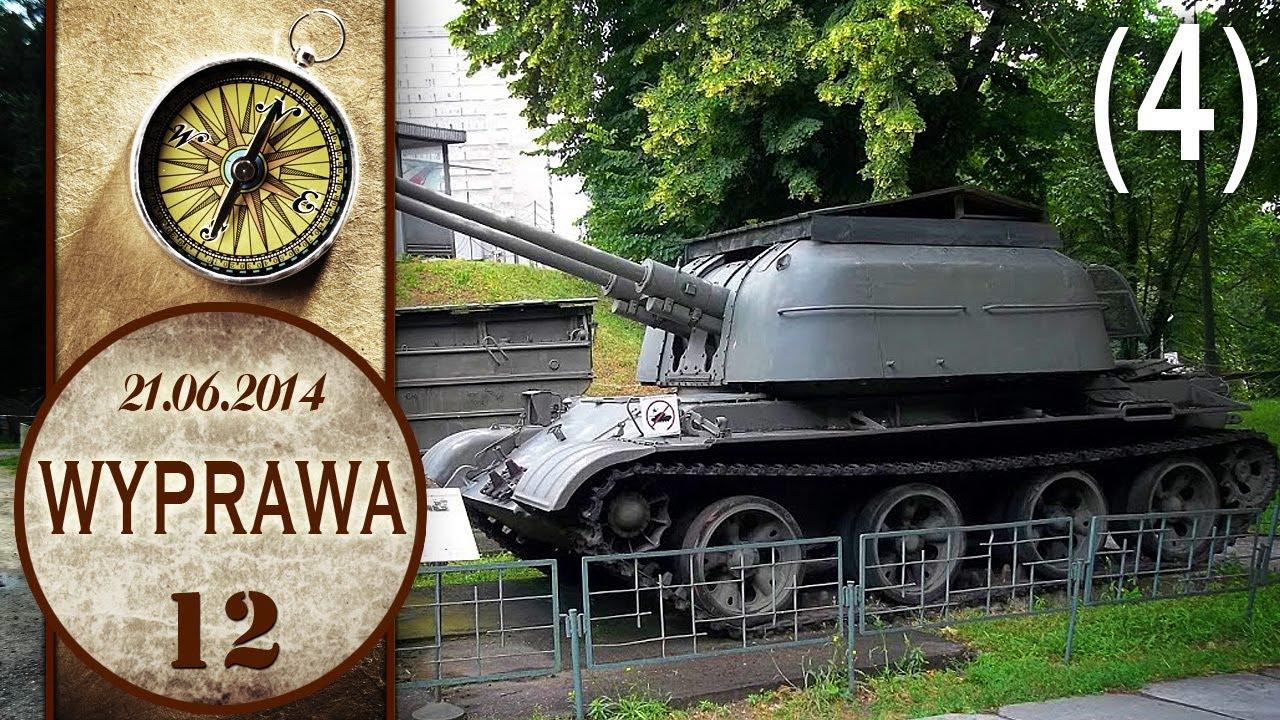 Muzeum Wojska Polskiego - samoloty i czołgi - cz. 4