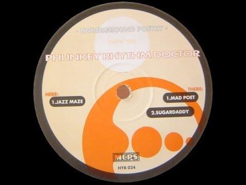 Phunkey Rhythm Doctor - Jazz Maaze