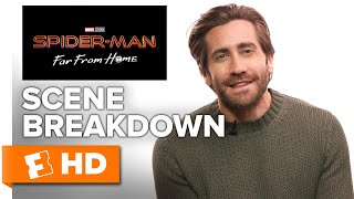 Jake Gyllenhaal Breaks Down a Scene from 'Spider-Man: Far From Home' | Fandango All Access