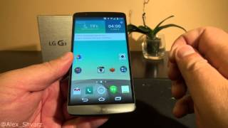 LG G3. Первый взгляд #1