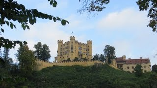 Hohenschwangau Castle (Schloss Hohenschwangau) - near Füssen, Germany
