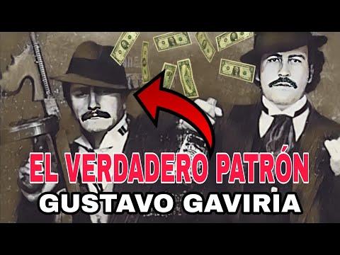 ⭕ GUSTAVO GAVIRIA EL CEREBRO DEL CARTEL DE MEDELLIN // FOTOS Y VIDEOS INEDITOS