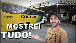 O NEW G7 da GONTIJO na Linha São Paulo para Belo Horizonte como você nunca viu. Viajar de Ônibus