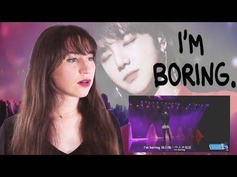 Hua Chenyu 华晨宇 - I'm Boring REACTION | JAR