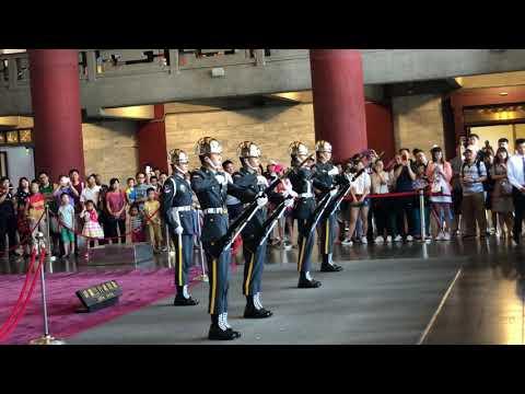 陸軍儀隊交接儀式