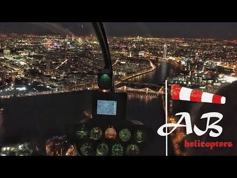 London Helicopter Routes - H9 10 4