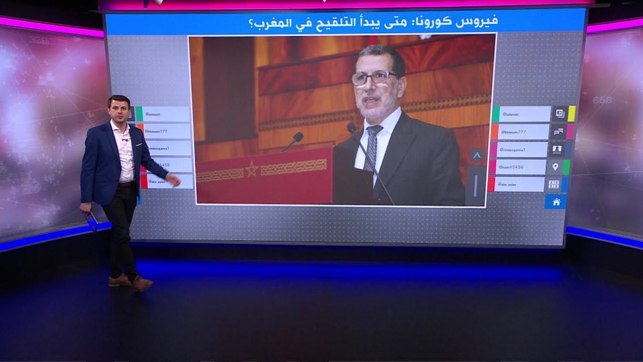 مخاوف في المغرب من انتشار السلالة الجديدة من فيروس كورونا، والحكومة لا تعرف موعدا محددا لبدء التطعيم  - 17:59-2021 / 1 / 20