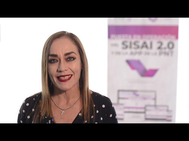 SISAI 2.0   Opinión de Alma Cristina López De La Torre.