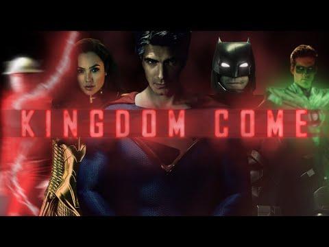 DC's Kingdom Come - Trailer (Fan Made)