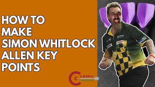 I Made Simon Whitlocks Allen Key Dart Points With Basic Tools! Learn How To Make Your Own From Home!