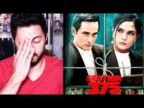 SECTION 375 |  Akshaye Khanna | Richa Chadha | Ajay Bahl | Trailer Reaction! Mp3