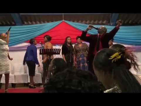 Pastor Tetese NCC Port Elizabeth Siyadingana Part 1