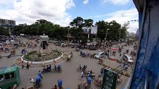 Sath Matha Bogura City ∥বগুড়া  শহর সাতমাথা ∥SR Tuton