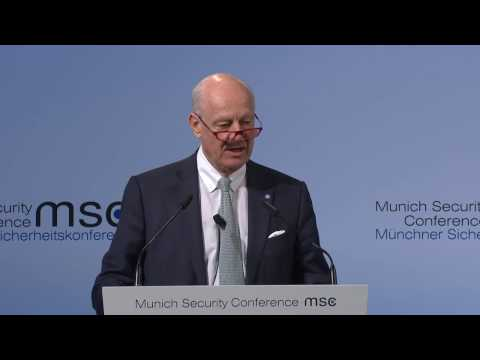 Munich Security Conference 2017 - Day 3 Video Summary