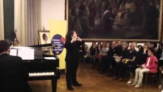 3° Concorso di esecuzione musicale Jacopo Napoli - Alessandra Orlando, flauto