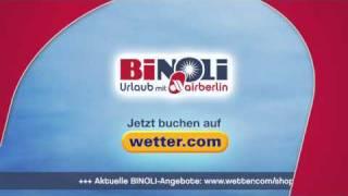wetter.com Binoli Spot Mallorca 2011