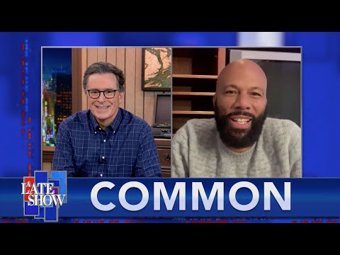 """""""I Like Being A Part Of Love"""" - Common On His Relationship With Tiffany Haddish"""