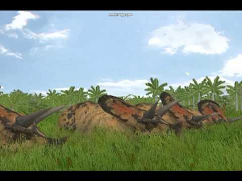 JPOG Albertosaurus vs Torosaurus