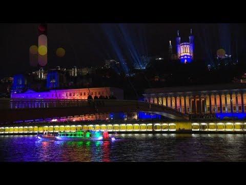 Emission spéciale Fête des Lumières 2017