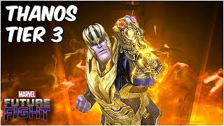 ENDLESS VOID!! THANOS GETS ULTIMATE POWER! (Endgame Update) - Marvel Future Fight