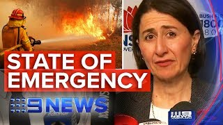 State of emergency declared in NSW   Nine News Australia