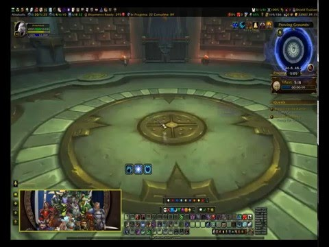 Proving Grounds DPS Silver (Feral Druid) - WoD