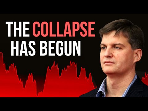Burry: EVERYONE'S Lying About China; The ENTIRE Market Is Collapsing