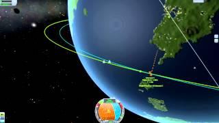 Kerbal Space Program - Solar Flare Reddit Challenge