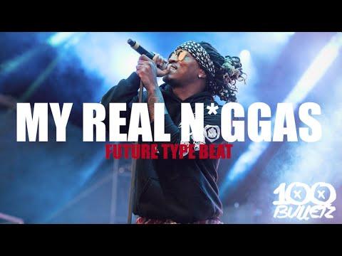 Future X Metro Boomin Type Beat 2016 - My Real Niggas (Prod. By 100 Bulletz)