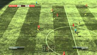 Fifa 12 Gameplay Fc Bayern München - Borussia Dortmund