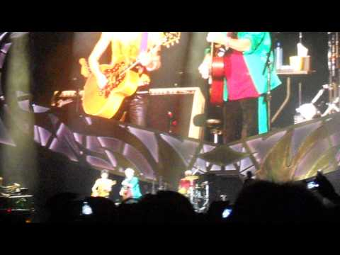 The Rolling Stones - You Got The Silver (Live at Telenor Arena, 26/05-2014, Oslo, Norway)