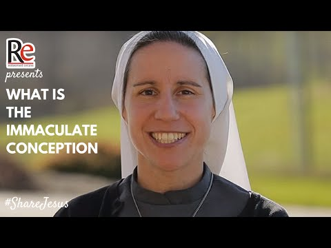 ShareJesus Advent Video 10: What's the Immaculate Conception?