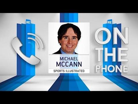S.I. Legal Analyst Michael McCann on Ezekiel Elliott Suspension & Appeal   Full Interview 9/6/17